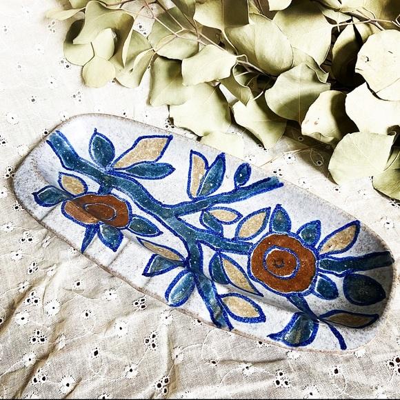 Italian Ceramic Incense or Ash Tray